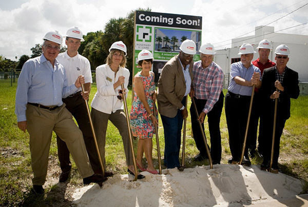 Gilbane Building Company Breaks Ground on New Mixed-Use Project in Sarasota, Florida