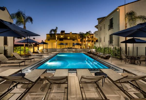 Douglas Emmett Acquires 350-Unit Multifamily Community in Los Angeles' Westwood Village