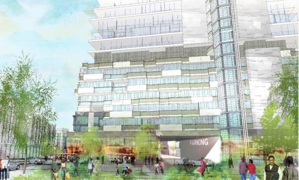 Grand Park Development Wins Approval to Move Forward with $400 Million Project in North Bethesda