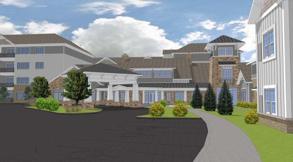 Luxury $60 Million Multifamily Housing Project Receives Construction Approval in Dayton, Ohio