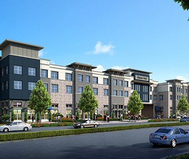 Embrey Partners Starts Construction on New Infill Transit-Oriented Development near Dallas, Texas