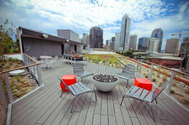 From Bio Swales to Herb Gardens Green Apartment Amenities are Driven by Energy Savings