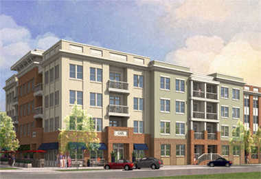 Chance Partners Breaks Ground on Its Third Downtown Apartment Community in Tuscaloosa, Alabama