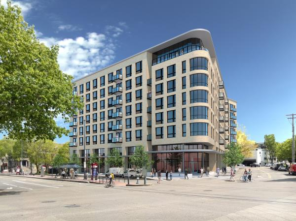 Greystar Enters Growing Pacific Northwest Market with Groundbreaking of 182-Unit Project in Portland