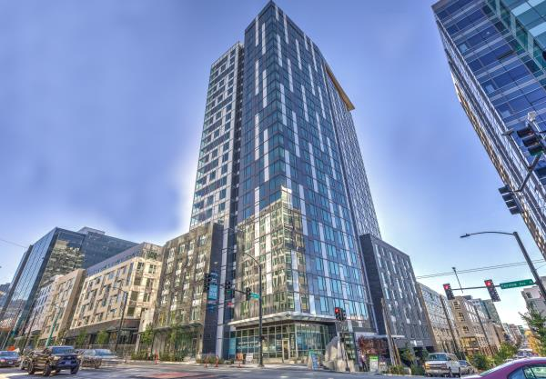 Newly Completed High-Rise Apartment Building Begins Welcoming Residents in High Demand Seattle Market