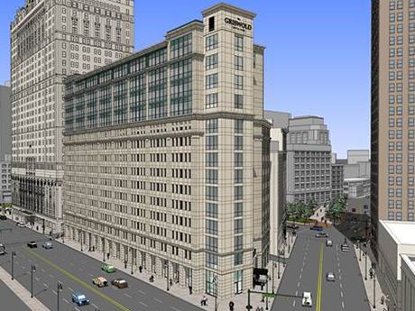 First New Multifamily Residential Construction Project in 25 Years Opens in Downtown Detroit