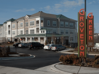 Fore Property Company's Groveton Green Apartments Set for LEED Gold Certification Award