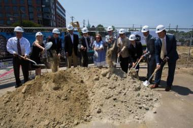 Grubb Properties and The Kalikow Group Break Ground on Link Apartments Glenwood South in Raleigh, NC