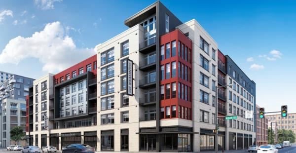 Hanover Company Opens Doors at 339-Unit Signature Luxury Apartment Community to Philly Residents