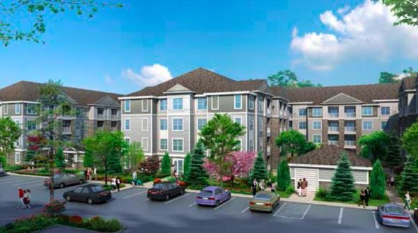 Hanover Company Opens New 220-Unit Luxury Apartment Community to Meet Market Demand