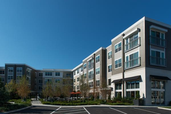 TA Realty Acquires 184-Unit Luxury Apartment Community in Boston Submarket for $67 Million