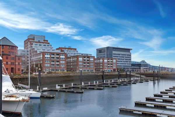 John Hancock Real Estate Acquires 224-Unit Apartment Community in Historic Boston Harbor Area
