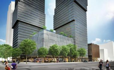 Mack-Cali and Ironstate Break Ground on New Urban Ready Living Residential Tower in Jersey City
