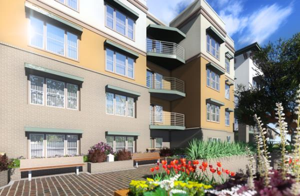 The Pacific Companies Opens Apartment Community for Low Income Seniors in Richmond, California