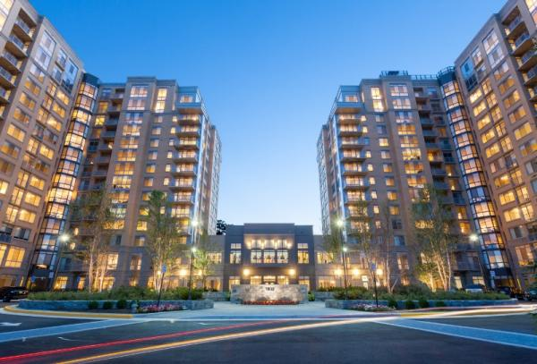 Luxury Apartment Community Harrison at Reston Town Center Experiences Rapid Leasing Activity