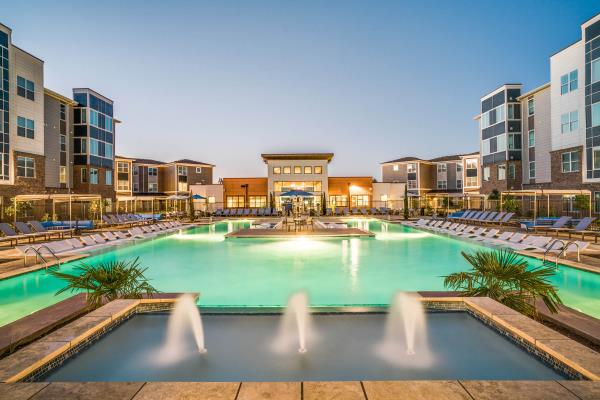 Preferred Apartment Communities Acquires 840-Bed Student Housing Community in Waco, Texas
