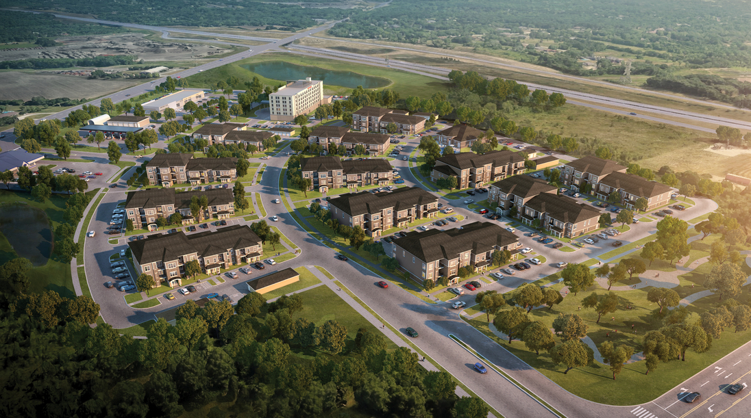 Greystar and Heartland Bring Luxurious Rental Housing Community to Lockport, Illinois