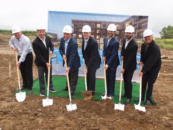 New Joint Venture Brings 312-Unit Luxury Apartment Community to Dayton Area Submarket