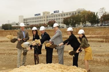 Home Properties Breaks Ground on Upscale 385-Unit Apartment Community in Conshohocken, PA
