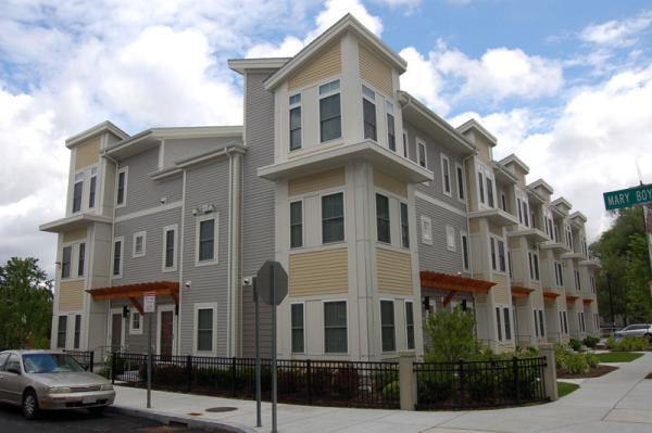 Beacon Communities Announces Completion of Green Affordable Housing Development in Boston