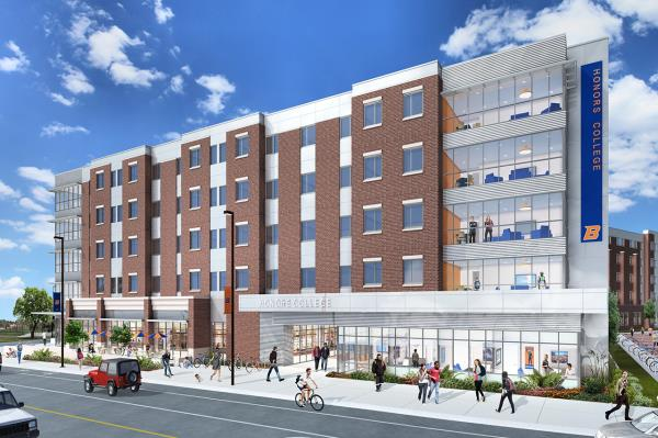 EdR Celebrates Grand Opening of 656-Bed On-Campus Student Housing Community at Boise State University