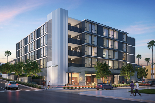 First Series of Homeless Housing Developments to Utilize Shipping Containers Launches in Los Angeles