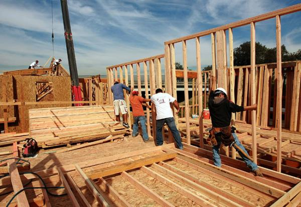 Multifamily Housing Construction Starts Increase by 30% after Three Monthly Declines in a Row
