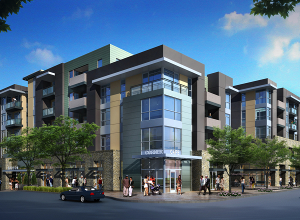 Greystar and Ivanhoé Cambridge Jump Start Construction on 173-Unit New Mixed Use Community