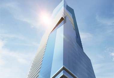 Design Unveiled for the Tallest Building in North America Containing Mixed-Use Luxury Residential