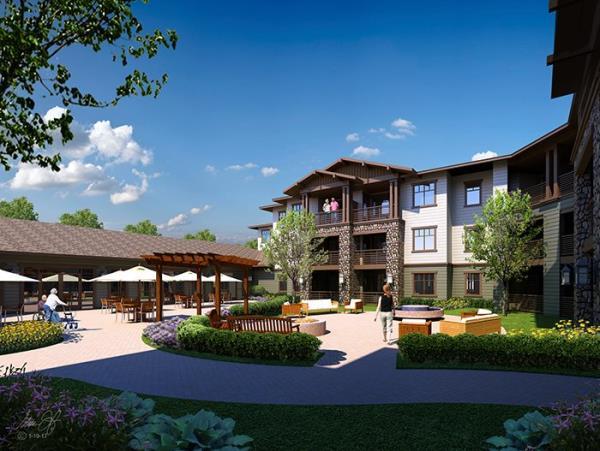 Community Development Partners Opens 114-Unit Affordable Senior Community in Morgan Hill
