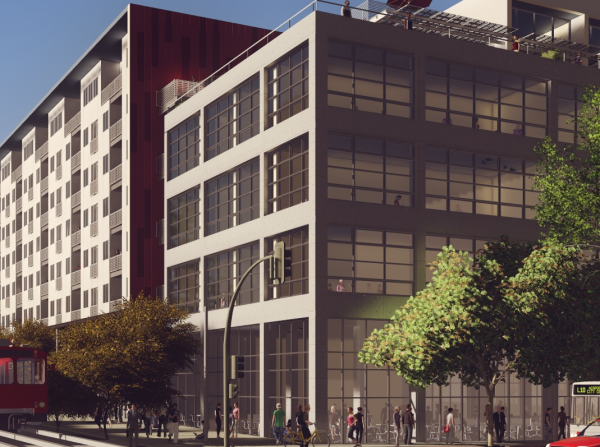 Collaborative $91 Million Urban Live / Work Development in Downtown San Diego Completed