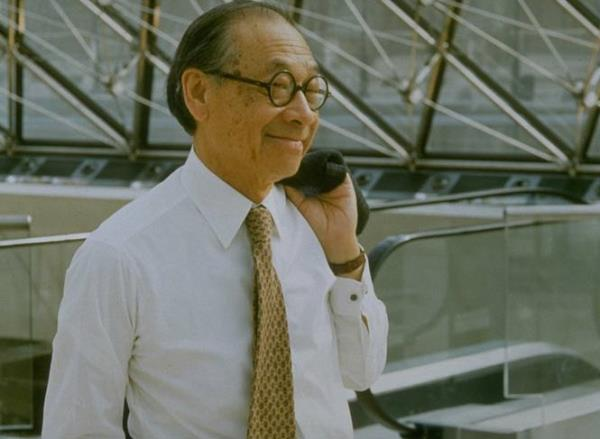 World-Renowned Master of Modern Architecture, I.M. Pei, Celebrates His 99th Birthday Today
