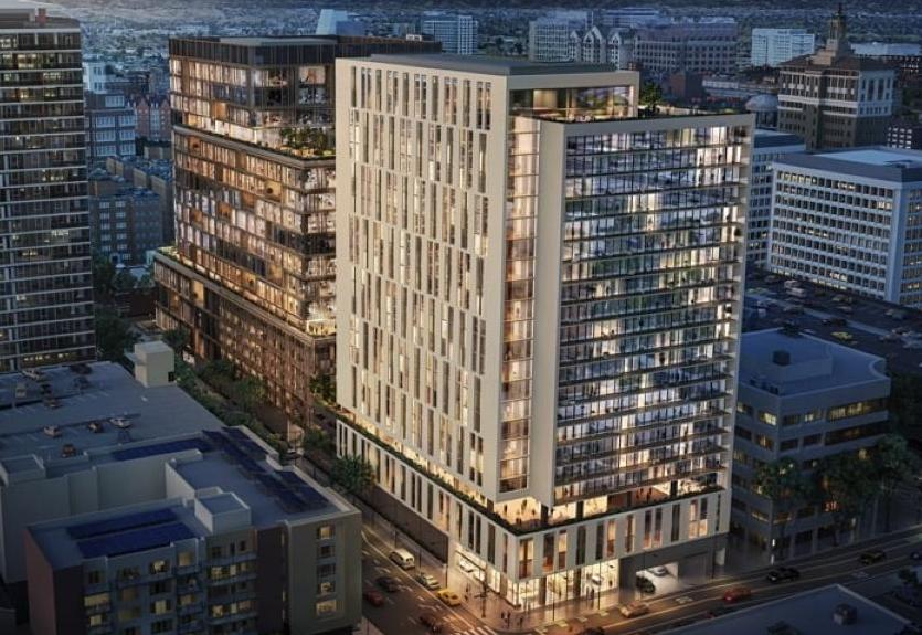 Urban Catalyst Submits Formal Entitlements for 300-Unit Mixed-Use Multifamily Opportunity Zone Development in Downtown San Jose
