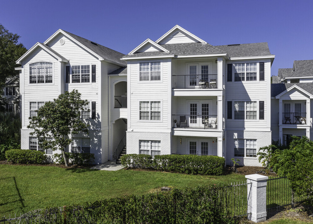 Providence Real Estate Announces Acquisition of 212-Unit Infinity Residences at The Park Apartments Adjacent to Orlando's Baldwin Park