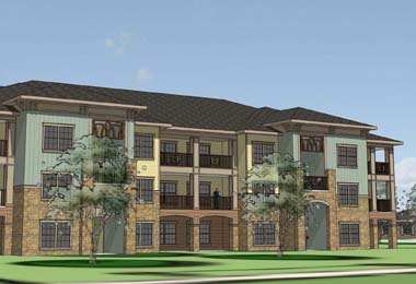 Panther Properties Begins Construction on 264-Units