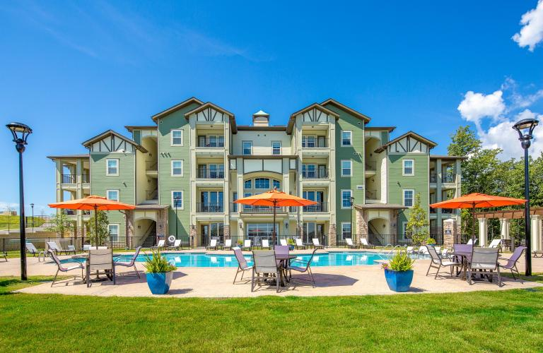 Capital Square 1031 Acquires 280-Unit Integra Vistas Multifamily Community in Affluent Chattanooga Submarket of Hixson, Tennessee