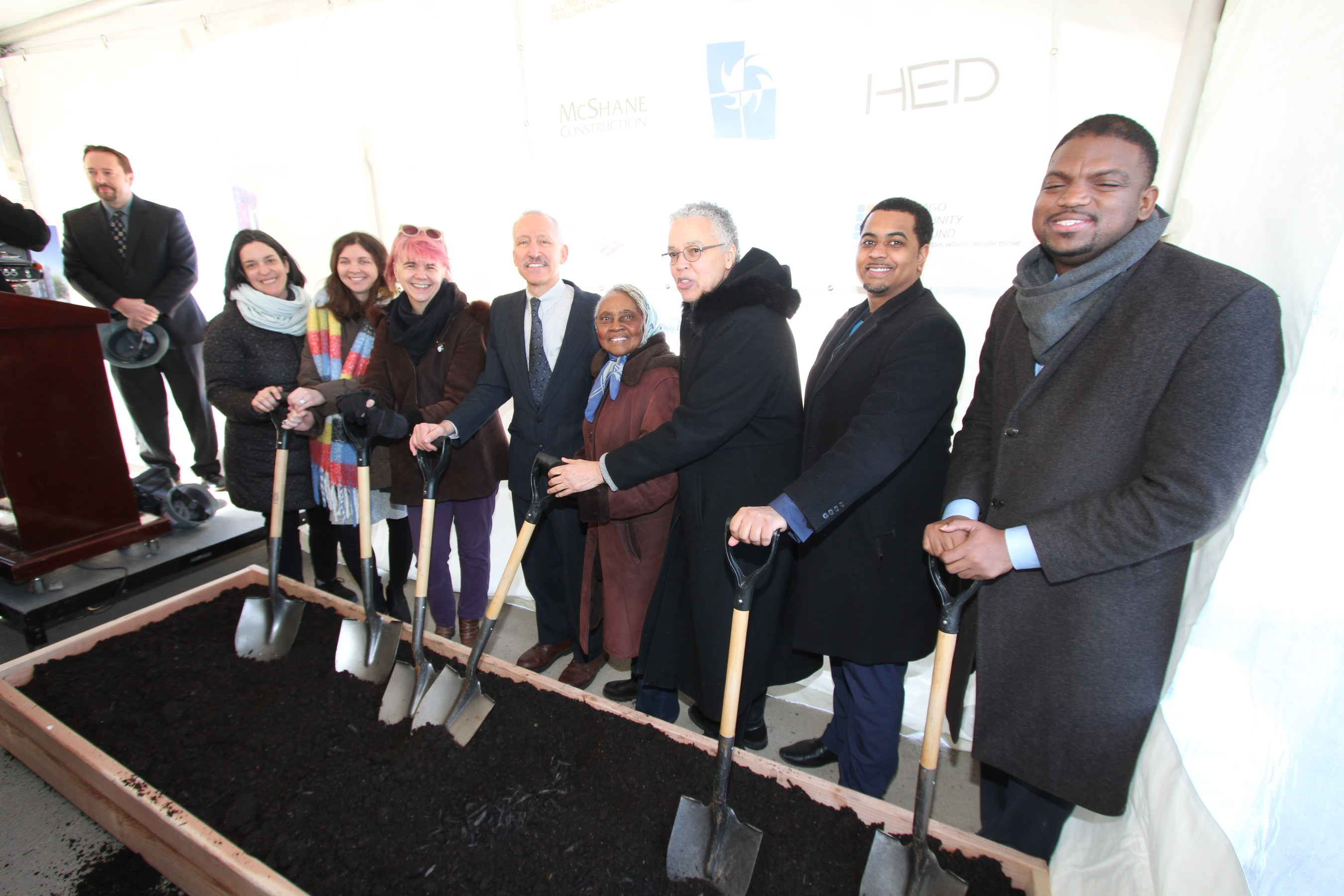 Interfaith Housing Development Celebrates the Groundbreaking of New Affordable Housing Community in Chicago Suburb