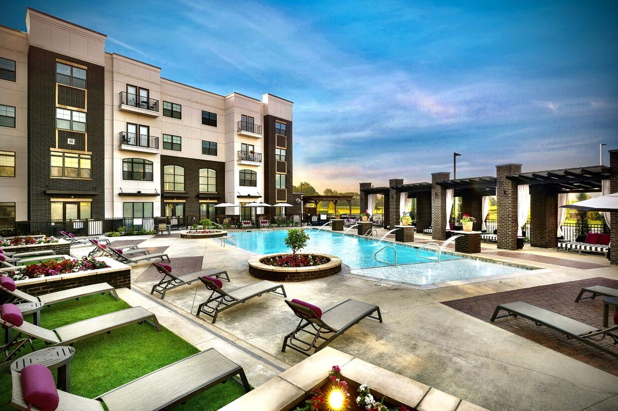 Bluestone Properties Completes Acquisition of 274-Unit The Ivy Apartment Community in High-Growth Market of Louisville, Kentucky