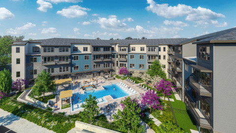JPI Starts Construction on 282-Unit Apartment Community Near the University of Dallas