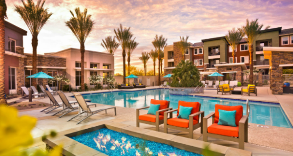 JPI to Build 480-Unit Resort-Style Apartment Community in Heart of Vista Canyon Development