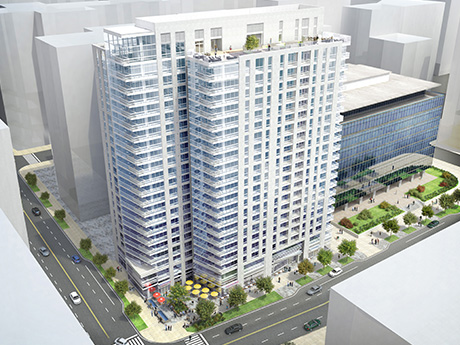 Jefferson Apartment Group to Develop 330-Unit Luxury Residential High-Rise in Arlington, Virginia