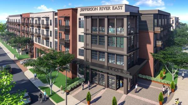 JPI Breaks Ground on 400-Unit Multifamily Community Along Fort Worth's Riverside Park