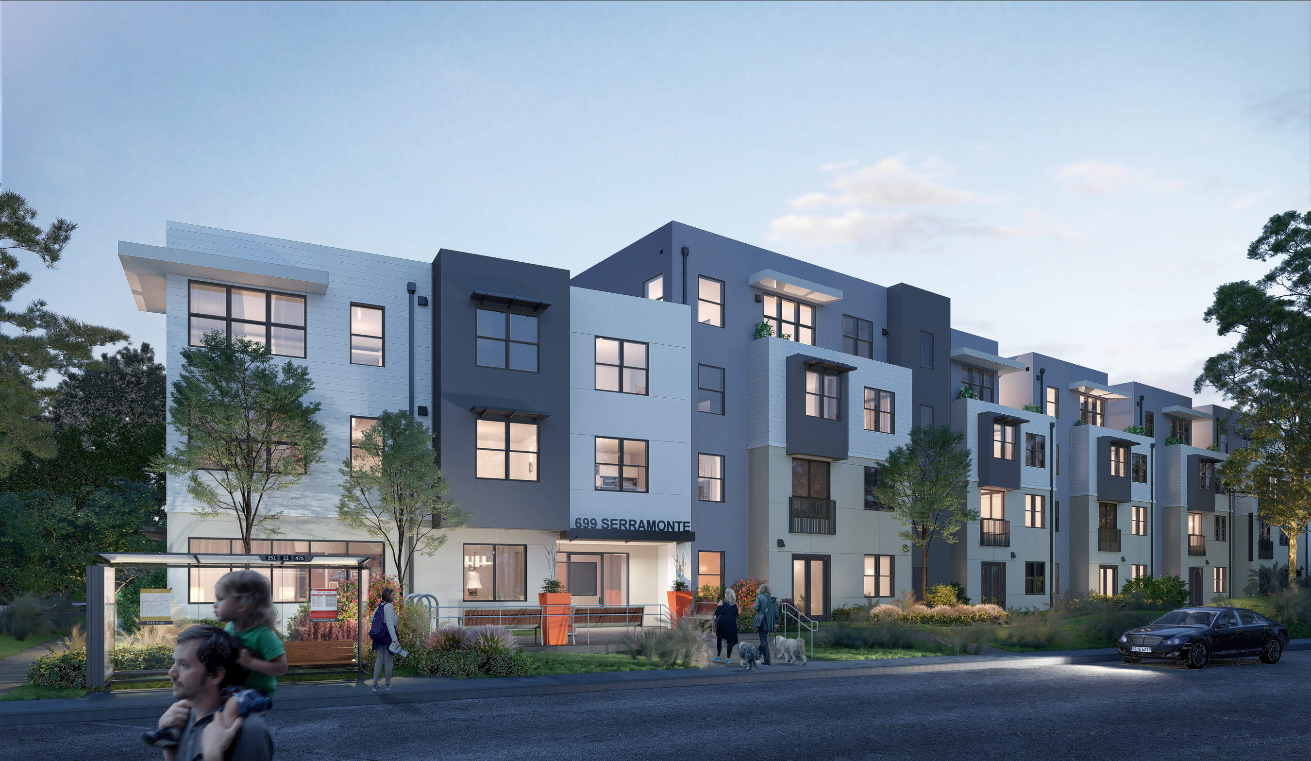 Jefferson Union High School District Faculty and Staff Housing Community Breaks Ground in Daly City, California
