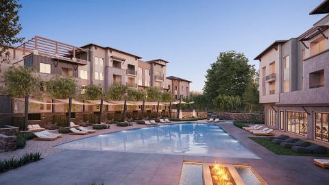 JPI Announces 480-Unit Multifamily Development Within Mixed-Use Master-Planned Community