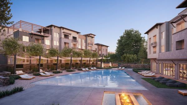 Jefferson Vista Canyon to Provide 480-Luxury Apartment Homes Near Downtown Los Angeles