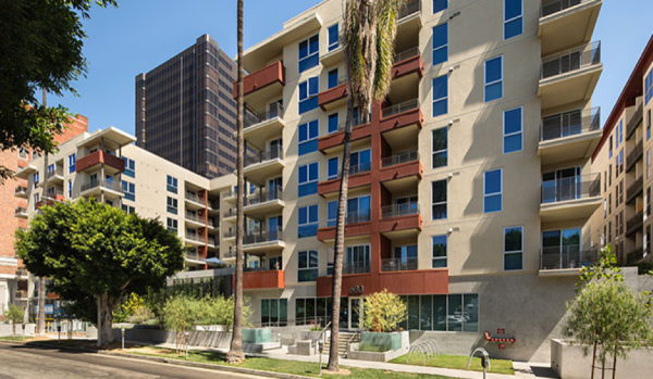 Berkshire Group Purchases 177-Unit Apartment Building in Koreatown Neighborhood of Los Angeles