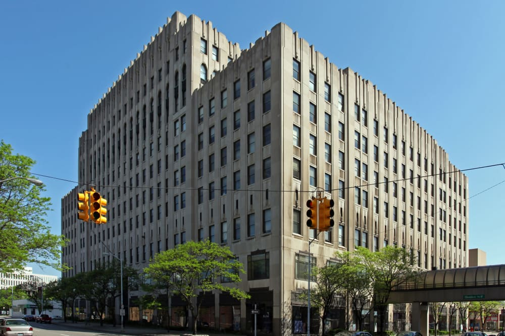 Lutz Real Estate and Northern Equities Complete $70 Million Renovation of The Albert Kahn Building into 206 Apartment Units