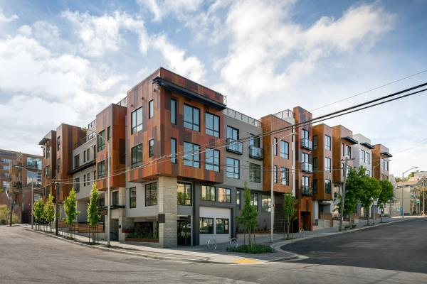 Condominium Community in San Francisco's Dogpatch Area Proves Massive Demand for Urban Living