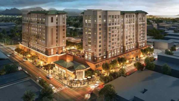 Groundbreaking Set for Second Phase of $130 Million Affordable Senior and Apartment Community