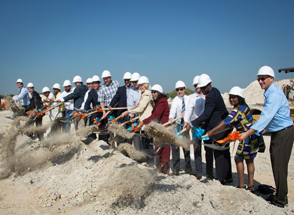 New Sustainable $67 Million Multi-Generational Affordable Housing Project Breaks Ground in Austin